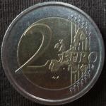 monedas de Europa - Italia -  2002 (Reverso)