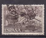 Sellos de Europa - España -  IV cent. batalla de Lepanto