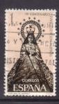 Sellos de Europa - España -  IV cent. evangelización de filipinas