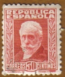 Stamps Spain -  PABLO IGLESIAS