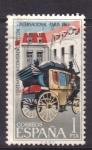 Sellos de Europa - España -  centenario conferencia postal internacional