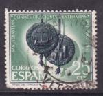 Stamps Spain -  conmemoraciones centenarias de san sabastian