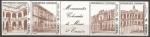 Stamps Mexico -  MONUMENTOS  COLONIALES  DE  MÈXICO
