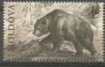 Stamps Moldova -  URSUS  SPELAEUS