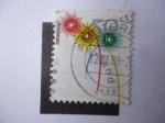Stamps Haiti -  Nederland.