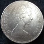 monedas del Mundo : Europa : Reino_Unido :  1970 (Anverso)
