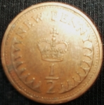monedas del Mundo : Europa : Reino_Unido :  1971 (Reverso)