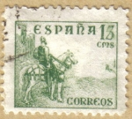 Stamps Europe - Spain -  EL CID