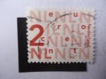 Stamps Netherlands -  Cifras - Nederland.