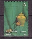 Stamps Spain -  serie- ceramica