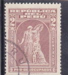 Stamps of the world : Peru :  Pro-desocupados