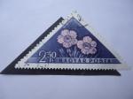 Sellos de Europa - Hungría -  Dianthus Collinus - Magyar Posta.