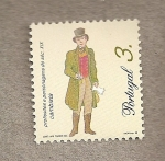Stamps Portugal -  Cambista