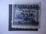 Stamps Japan -  Zona Franca.