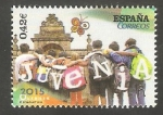 Stamps Spain -  Juvenia