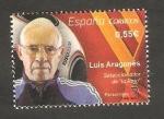 Stamps Spain -  Luis Aragonés