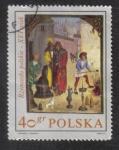 Stamps Poland -  Miniaturas De código de Behem