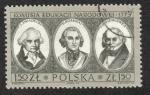 Sellos del Mundo : Europa : Polonia : Natl . Comisión de Educación , Bicent