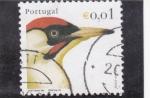 Sellos de Europa - Portugal -  ave