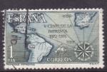 Stamps Spain -  V cent. de la imprenta
