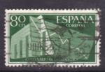 Stamps Spain -  centenario de la estadistica
