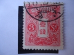 Stamps Japan -  Japón 1913 - S/119