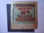 Stamps : Asia : Japan :  Zona Franca - Puerto.