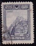 Stamps Turkey -  701 - Ciudadela de Ankara