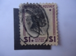 Stamps United States -  Woodrow Wilson (1859-1929) 28th president 1917/21