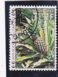 Sellos de Africa - Comores -  piña tropical