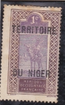 Stamps Niger -  camello