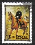 Sellos del Mundo : Asia : Corea_del_norte : Varios reyes y reinas de Europa del siglo 19