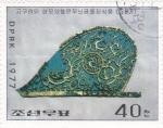Stamps : Asia : North_Korea :  artesanía coreana