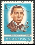 Stamps : Europe : Hungary :  Hungria