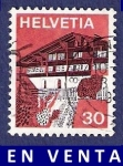 Stamps Switzerland -  SUIZA Casa 30 (2)