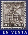 Stamps India -  INDIA Somath Temple 60