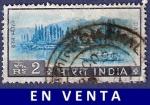 Stamps India -  INDIA Dal Lake 2
