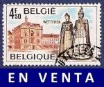 Sellos del Mundo : Europa : Bélgica : BÉLGICA Wetteren 4,50