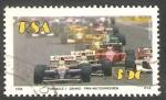 Stamps South Africa -  766 - Gran Premio de Fórmula I