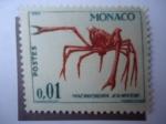 Stamps : Europe : Monaco :  Macrocheira Kamperi.