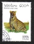 Stamps Laos -  Fauna