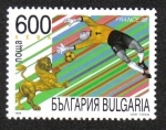 Stamps Bulgaria -  Copa Mundial de la FIFA