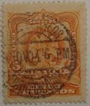 Stamps America - Mexico -  escudo mexicano