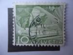 Sellos de Europa - Suiza -  Helvetia - S/330