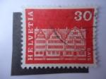 Stamps Switzerland -  Gais - S/444