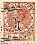 Stamps Europe - Netherlands -  Nederland postzegel