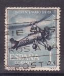 Stamps Spain -  50 anivº aviación española