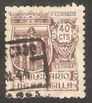 Sellos de Europa - España -  978 - Milenario de Castilla, Segovia