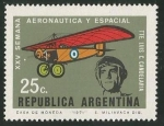 Sellos del Mundo : America : Argentina : XXV Semana Aeronáutica y Espacial