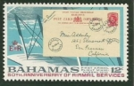 Sellos del Mundo : America : Bahamas : The 50th Anniversary of Airmail Services